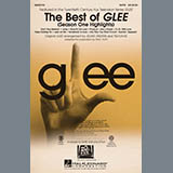 Download Mac Huff 'The Best Of Glee (Season One Highlights)' Printable PDF 10-page score for Pop / arranged 2-Part Choir SKU: 294731.