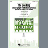 Download Mac Huff 'The Lion King (Broadway Musical Highlights)' Printable PDF 10-page score for Concert / arranged 3-Part Mixed Choir SKU: 290944.