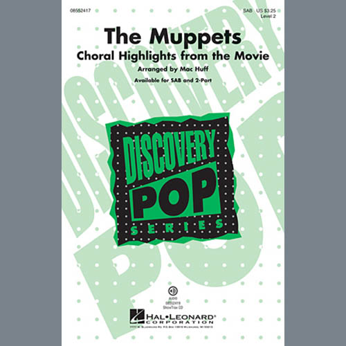 Easily Download The Muppets Printable PDF piano music notes, guitar tabs for 2-Part Choir. Transpose or transcribe this score in no time - Learn how to play song progression.