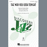 Download Mac Huff 'The Way You Look Tonight' Printable PDF 10-page score for Pop / arranged 2-Part Choir SKU: 290087.