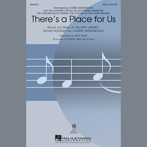 Easily Download Carrie Underwood Printable PDF piano music notes, guitar tabs for SAB Choir. Transpose or transcribe this score in no time - Learn how to play song progression.
