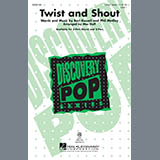 Download Mac Huff 'Twist And Shout' Printable PDF 10-page score for Pop / arranged 2-Part Choir SKU: 290321.