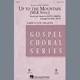 Download or print Mac Huff Up To The Mountain (MLK Song) - Synthesizer Sheet Music Printable PDF 1-page score for Gospel / arranged Choir Instrumental Pak SKU: 276451.