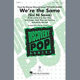 Download or print Mac Huff We're The Same (Sis Ni Sawa) Sheet Music Printable PDF 10-page score for Children / arranged 2-Part Choir SKU: 195565.