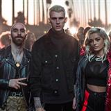 Download or print Machine Gun Kelly Home (feat. X Ambassadors & Bebe Rexha) Sheet Music Printable PDF 11-page score for Pop / arranged Piano, Vocal & Guitar (Right-Hand Melody) SKU: 125375.
