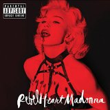 Download Madonna 'Living For Love' Printable PDF 6-page score for Pop / arranged Piano, Vocal & Guitar (Right-Hand Melody) SKU: 120699.