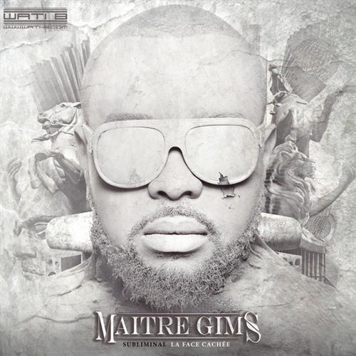 Easily Download Maitre Gims Printable PDF piano music notes, guitar tabs for Piano, Vocal & Guitar. Transpose or transcribe this score in no time - Learn how to play song progression.