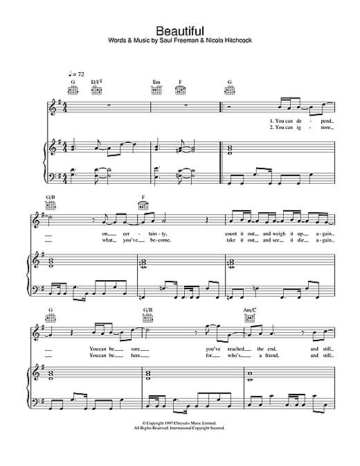 Mandalay Beautiful sheet music notes and chords