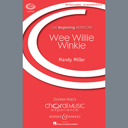 Easily Download Mandy Miller Printable PDF piano music notes, guitar tabs for 2-Part Choir. Transpose or transcribe this score in no time - Learn how to play song progression.