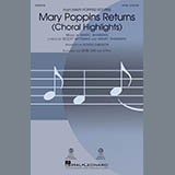 Download Marc Shaiman & Scott Wittman 'Mary Poppins Returns (Choral Highlights) (arr. Roger Emerson) - Mallet Percussion' Printable PDF 4-page score for Children / arranged Choir Instrumental Pak SKU: 410091.
