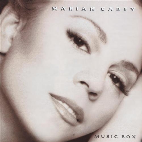 Mariah Carey, Hero, Piano, Vocal & Guitar (Right-Hand Melody)