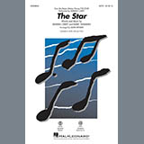 Download Mariah Carey 'The Star (arr. Mark Brymer) - Bass' Printable PDF 2-page score for Christmas / arranged Choir Instrumental Pak SKU: 382911.