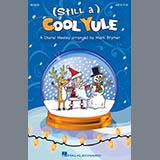 Download or print Mark Brymer (Still a) Cool Yule - Baritone Sax Sheet Music Printable PDF 7-page score for Christmas / arranged Choir Instrumental Pak SKU: 330066.