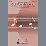 Download Mark Brymer 'Call Your Girlfriend - Drums' Printable PDF 2-page score for Pop / arranged Choir Instrumental Pak SKU: 314759.