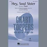 Download Mark Brymer 'Hey, Soul Sister' Printable PDF 11-page score for Pop / arranged 2-Part Choir SKU: 292445.