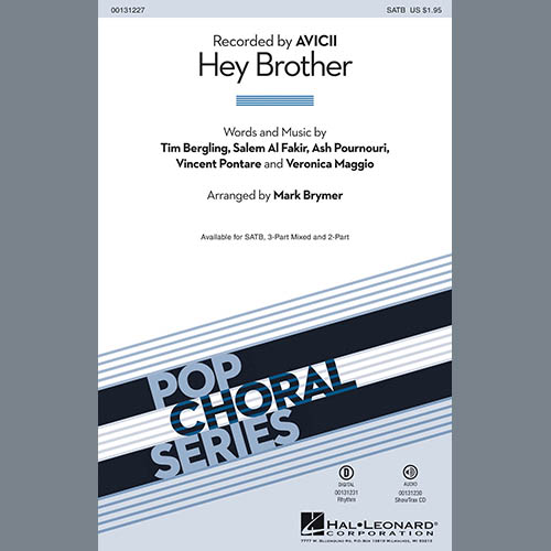 Easily Download Mark Brymer Printable PDF piano music notes, guitar tabs for Choir Instrumental Pak. Transpose or transcribe this score in no time - Learn how to play song progression.