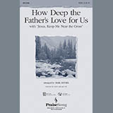 Download Mark Brymer 'How Deep The Father's Love For Us (with Jesus Keep Me Near The Cross) - Flute 2' Printable PDF 2-page score for Contemporary / arranged Choir Instrumental Pak SKU: 265758.