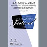 Download Mark Brymer 'I Believe / J'Imagine - Cello' Printable PDF 2-page score for Graduation / arranged Choir Instrumental Pak SKU: 291230.