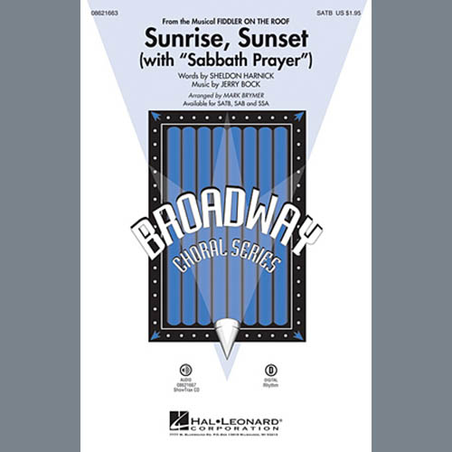 Easily Download Mark Brymer Printable PDF piano music notes, guitar tabs for SAB Choir. Transpose or transcribe this score in no time - Learn how to play song progression.