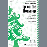 Download Mark Brymer 'Up on the Housetop - Guitar' Printable PDF 2-page score for Christmas / arranged Choir Instrumental Pak SKU: 379395.