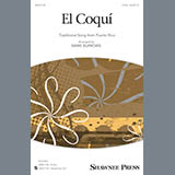 Download or print Traditional Folksong El Coqui (arr. Mark Burrows) Sheet Music Printable PDF 9-page score for Concert / arranged 2-Part Choir SKU: 177305.