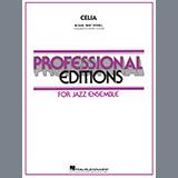Download Mark Taylor 'Celia - Alto Sax 1' Printable PDF 3-page score for Jazz / arranged Jazz Ensemble SKU: 367449.