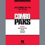 Download Mark Taylor 'Jazz Combo Pak #40 (Jaco Pastorius) - Piano/Conductor Score' Printable PDF 8-page score for Jazz / arranged Jazz Ensemble SKU: 344284.