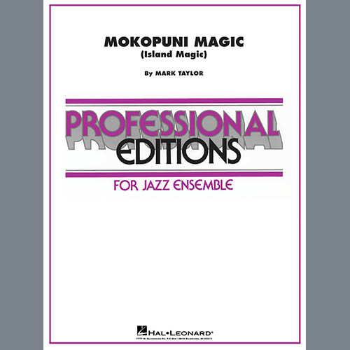 Easily Download Mark Taylor Printable PDF piano music notes, guitar tabs for Jazz Ensemble. Transpose or transcribe this score in no time - Learn how to play song progression.