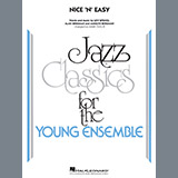 Download Mark Taylor 'Nice 'n' Easy - Alto Sax 1' Printable PDF 2-page score for Standards / arranged Jazz Ensemble SKU: 376695.