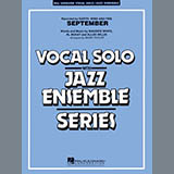 Download Mark Taylor 'September (Key: C) - Tenor Sax 1' Printable PDF 2-page score for Funk / arranged Jazz Ensemble SKU: 340547.