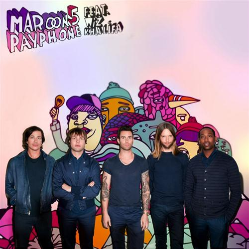 Easily Download Maroon 5 Printable PDF piano music notes, guitar tabs for Piano, Vocal & Guitar (Right-Hand Melody). Transpose or transcribe this score in no time - Learn how to play song progression.