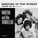 Download or print Martha & The Vandellas Dancing In The Street Sheet Music Printable PDF 3-page score for Oldies / arranged School of Rock – Guitar Tab SKU: 254589.