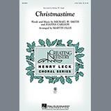 Download or print Martin Ellis Christmastime Sheet Music Printable PDF 11-page score for Christmas / arranged 3-Part Treble Choir SKU: 96418.