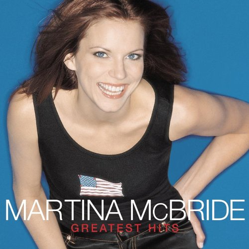 Martina McBride, Blessed, Piano, Vocal & Guitar (Right-Hand Melody)