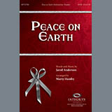 Download or print Marty Hamby Peace On Earth - Clarinet 1 & 2 Sheet Music Printable PDF 2-page score for Christmas / arranged Choir Instrumental Pak SKU: 301608.