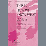Download Marty Hamby 'This Is How We Know What Love Is - Bassoon (Cello sub.)' Printable PDF 2-page score for Concert / arranged Choir Instrumental Pak SKU: 272582.