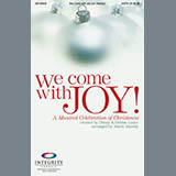Download or print Marty Hamby We Come With Joy Orchestration - Violin 1 Sheet Music Printable PDF 18-page score for Christmas / arranged Choir Instrumental Pak SKU: 335443.