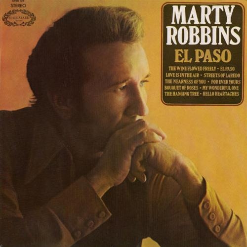 Easily Download Marty Robbins Printable PDF piano music notes, guitar tabs for TTBB Choir. Transpose or transcribe this score in no time - Learn how to play song progression.