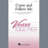Download or print Mary Donnelly Come And Follow Me Sheet Music Printable PDF 7-page score for Festival / arranged 2-Part Choir SKU: 169934.