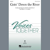 Download or print Mary Donnelly Goin' Down The River Sheet Music Printable PDF 11-page score for Concert / arranged 2-Part Choir SKU: 98303.
