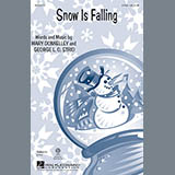 Download or print Mary Donnelly Snow Is Falling Sheet Music Printable PDF 5-page score for Concert / arranged 2-Part Choir SKU: 152236.