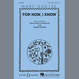 Download or print Mary Goetze For Now, I Know Sheet Music Printable PDF 10-page score for Concert / arranged 3-Part Treble Choir SKU: 70113.
