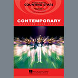 Download Matt Conaway 'Counting Stars - Bb Tenor Sax' Printable PDF 1-page score for Pop / arranged Marching Band SKU: 326575.
