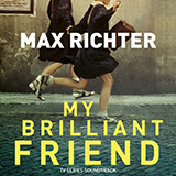 Download Max Richter 'Whispers (from My Brilliant Friend)' Printable PDF 6-page score for Film/TV / arranged Piano Solo SKU: 449657.