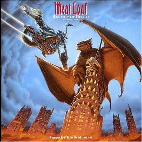Meat Loaf, I'd Do Anything For Love (But I Won't Do That), Piano, Vocal & Guitar (Right-Hand Melody)