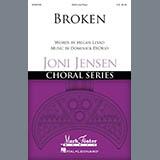 Download Megan Levad & Dominick DiOrio 'Broken' Printable PDF 10-page score for Concert / arranged SSA Choir SKU: 410532.