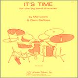 Download Mel Lewis 'It's Time For The Big Band Drummer' Printable PDF 50-page score for Concert / arranged Instrumental Method SKU: 124971.