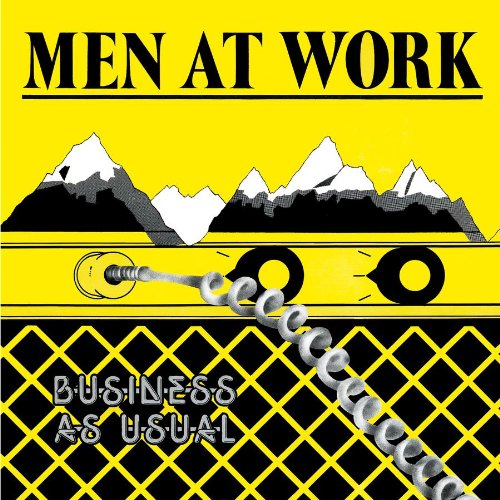 Easily Download Men At Work Printable PDF piano music notes, guitar tabs for Guitar Chords/Lyrics. Transpose or transcribe this score in no time - Learn how to play song progression.