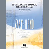 Download or print Meredith Willson It's Beginning to Look Like Christmas (arr. Michael Brown) - Pt.1 - Flute Sheet Music Printable PDF 1-page score for Christmas / arranged Concert Band SKU: 417475.