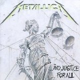 Download Metallica '...And Justice For All' Printable PDF 10-page score for Pop / arranged Bass Guitar Tab SKU: 165145.